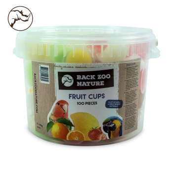 Fruit Cups Mix Bucket