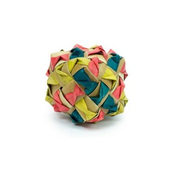Coloured Spiked Cube