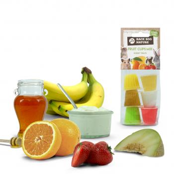 Fruitkuipjes Mix Knaagdier
