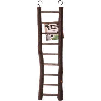 Wooden Ladder 9 steps 38 cm