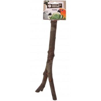 Wooden Y-Perch 30 cm