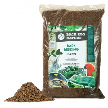 Bark Bedding 20L