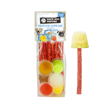 Fruit Ice-Cups Mix for Dogs